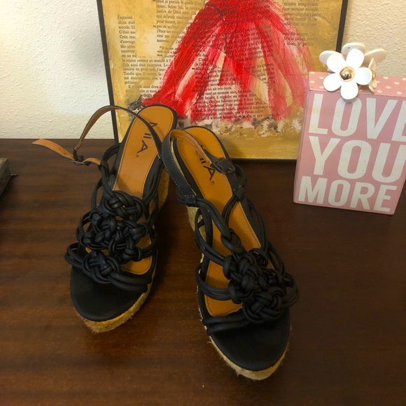 MIA Wedge Sandals